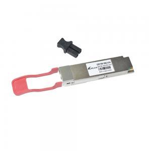 China 100G SMF QSFP28 1300nm Optical Transceiver Module wholesale
