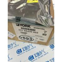 China YORK CHILLER MAIN BOARD 331 02430 605 on sale