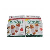 China Golden Kinoki Herbal Slimming Patches Detox Weight Loss Patch with GMP wholesale