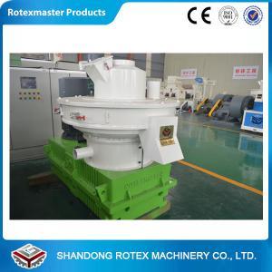 China YGKJ560 Model Vertical Ring Die Alfafa Wood Pellet Mill Machine in Bulgaria wholesale