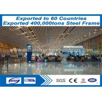 China heavy structures and Steel Frame Structure ATSM standard sale to Macau on sale