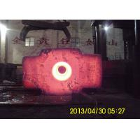 China High Strength Open Die Cylinder Parts Forgings API For Metallurgy cylinder forging wholesale