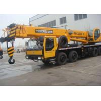China Industrial Mobile Hydraulic Truck Crane Lift Machine For Construction 50 Ton wholesale