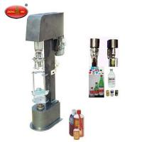 Quality JGS-980 Capping Machine Wine Bottle Aluminum Cap Capping Machine for sale