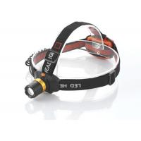 China riding / hunting Aluminum alloy head torch light , emergency head torch for cycling wholesale