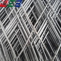 Wholesale 0.3-8.0mm Thick Expandable Sheet Metal Diamond Mesh (ISO9001 Factory) from china suppliers