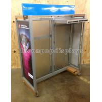 China Women Clothing Store Fixtures Freestanding Retail Clothing Display Rack Customized wholesale