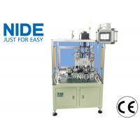 China BLDC Motor Inslot Needle Winding Machine with Two Working Station wholesale
