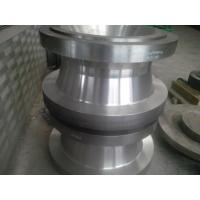 Quality Forged Metals Castellated Shaft For Wind Power Generator Forged Slag Pot As Per for sale