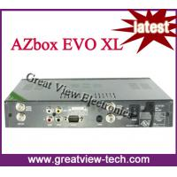 China Azbox EVO XL hd satellite receiver for south america wholesale