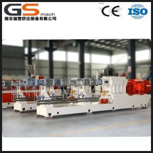 high quality Pp pe pvc plastic extruder machine