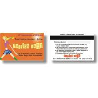 China PVC  Magnetic Strip Card (3) on sale