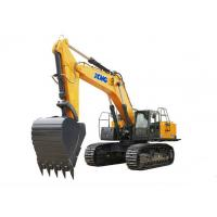 XE700D Excavator Earthmoving Machinery With Piston Hydraulic Motor