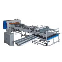 China All-in-one  Corrugated  Paper Box Sheet  Slitting Cutting Stacking Machine wholesale
