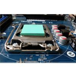 China Compressibility Thermal Conductive Pad Fiberglass Material Long Life Span wholesale
