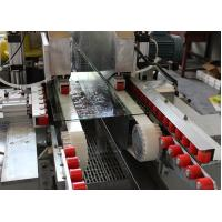 Quality Structural Glass Facades Glass Straight Line Edging Machine With Motor Protection Design for sale