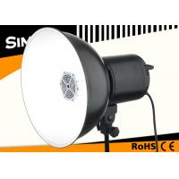 Quality Wedding Continuous Studio Lights for Video DSLR Photography , Camera Light for sale