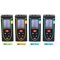 Quality Portable 40M Bluetooth Laser Measurement Distance 3 Years Warranty for sale