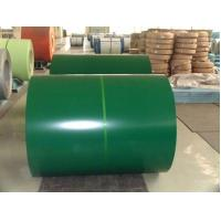 China SPCC DC51D SGHC Color Coated Steel Sheet Coating , Prepainted Steel Coil For Roofing wholesale