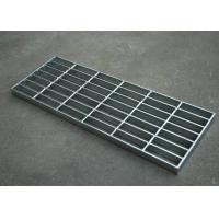 China Hot Dip Galvanized Steel Grating / Stainless Steel Bar Grating 300 * 1000mm wholesale