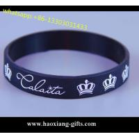 China high quality fashion cool silicone wristbands,funny silicone wristband/bracelet wholesale