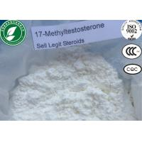 China Bodybuilding Anabolic Steroid Powder 17-Alpha-Methyl Testosterone CAS 65-04-3 wholesale