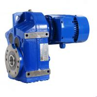 China Small Vibration Electric Motor Gear Reducer , Low Energy Consumption Speed Reducer Gearbox wholesale
