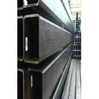 China High Precision Black Square And Rectangular Steel Pipe , Mild Steel Hollow Section Cold Drawn wholesale