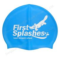 China 2013 OEM & ODM silicone swimming cap wholesale