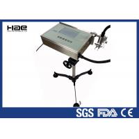 China DOD High Resolution Inkjet Date Coder Printer For Text Barcode Graphic Marking wholesale