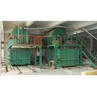 China Automatic Rebounding Foam Production Line with Steam Mixing Crushing Foam Machine wholesale