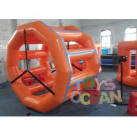 China Backyard Party Inflatable Interactive Games Human Sized Hamster Ball Wheel Rental wholesale