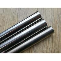 China Decorative 304 Stainless Steel Tube ASTM A554 Mirror Finished 300 Series wholesale