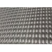 China Bright 1060 Embossed Aluminium Alloy Sheet / Aluminum Checkered Plate 3003 H14 wholesale