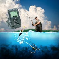 Buy cheap Broadband Sonar Elite - 3x GPS Fish Finders with 54/859 Chartplotter Base Combo from wholesalers