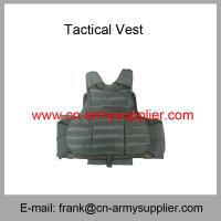Wholesale Cheap China Oxford Waterproof Molle Police Tactical Vest