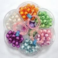 China DIY beads set, various boxes shapes are available wholesale