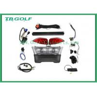 China Electric Golf Cart Light Kit With Turn Signals Street Legal Light Kit wholesale