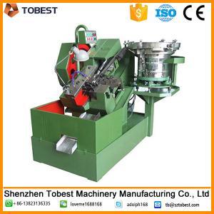 China Flat die thread rolling machine screw making machine on sale