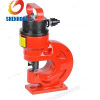 China Hydraulic Puncher CH-60 Output 31 T Easy Fast and Clean Punching wholesale