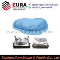 China EURA Plastic Wash Basin Cabinet Mould, Plastic Bath Tub Mould wholesale