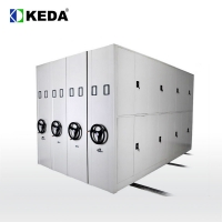 China Strong Rails KD-082 2360mm High Steel Book Cabinet on sale
