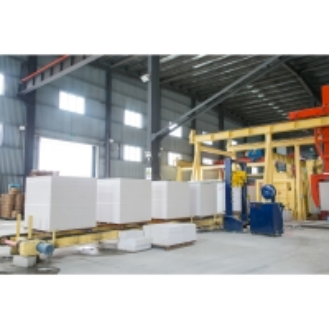 China Brick-Making Machine Cheap Brick-Making Machinery - Siemens PLC Control Tray Station AAC Plant Machinery wholesale