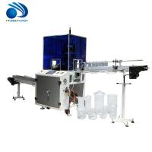 Quality Faygoplsat Full Automatic Plastic Bottle Cutting Machine , PE / PET Bottle Neck for sale