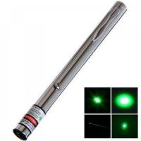 China Steel Green Laser Pointer Pen 30mW 532nm Open-back wholesale