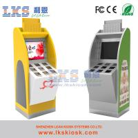 Quality Change Pay Touch kiosk equipment , automated retail kiosk For Dedicated Charity Donation for sale