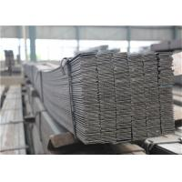 China Construction Mild Steel Flat Bars Steel Square Bar High Dimensional Accuracy wholesale