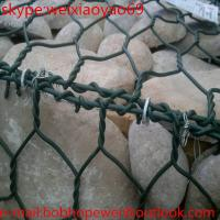 Wholesale heavy galvanized gabion boxes/gabion basket sizes from china suppliers