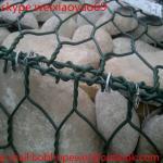 China heavy galvanized gabion boxes/gabion basket sizes wholesale
