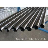 China BPE TP316L Stainless Steel Sanitary Pipe 1x1.65mm SF1 Polished wholesale